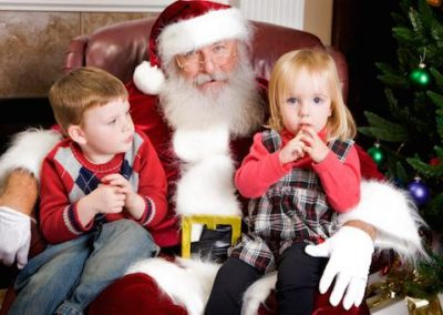 Kamloops santa photos