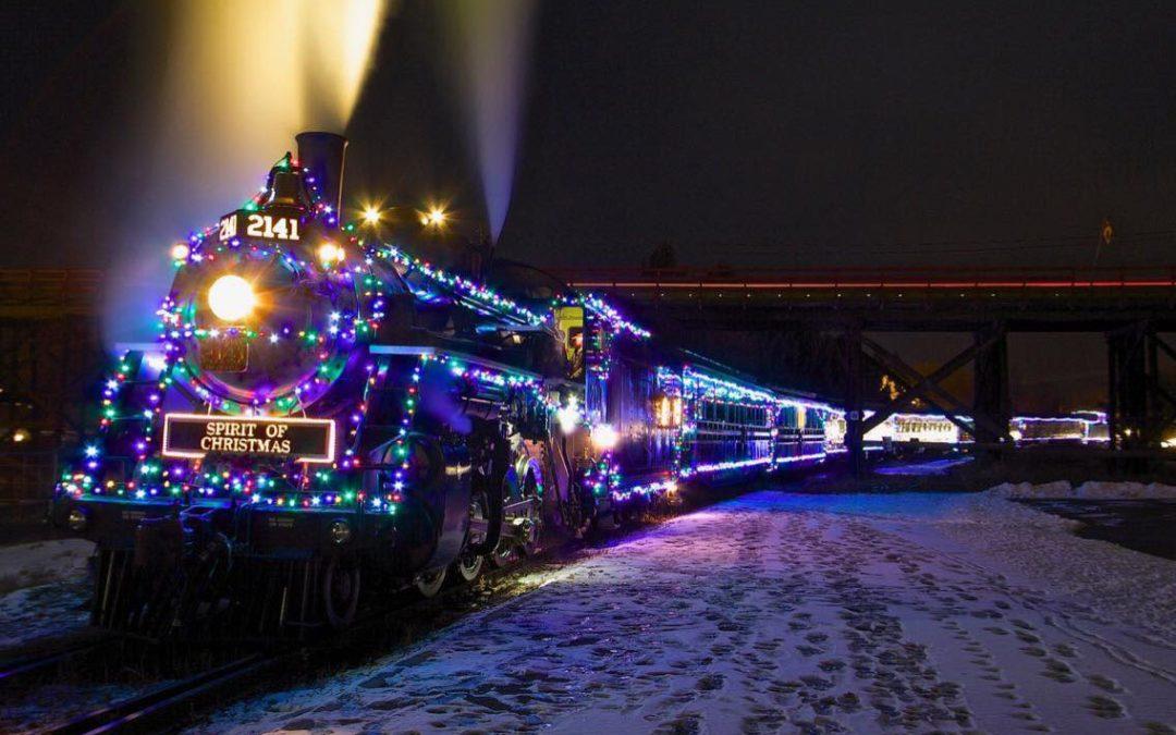 Kamloops Heritage Railway Spirit of Christmas