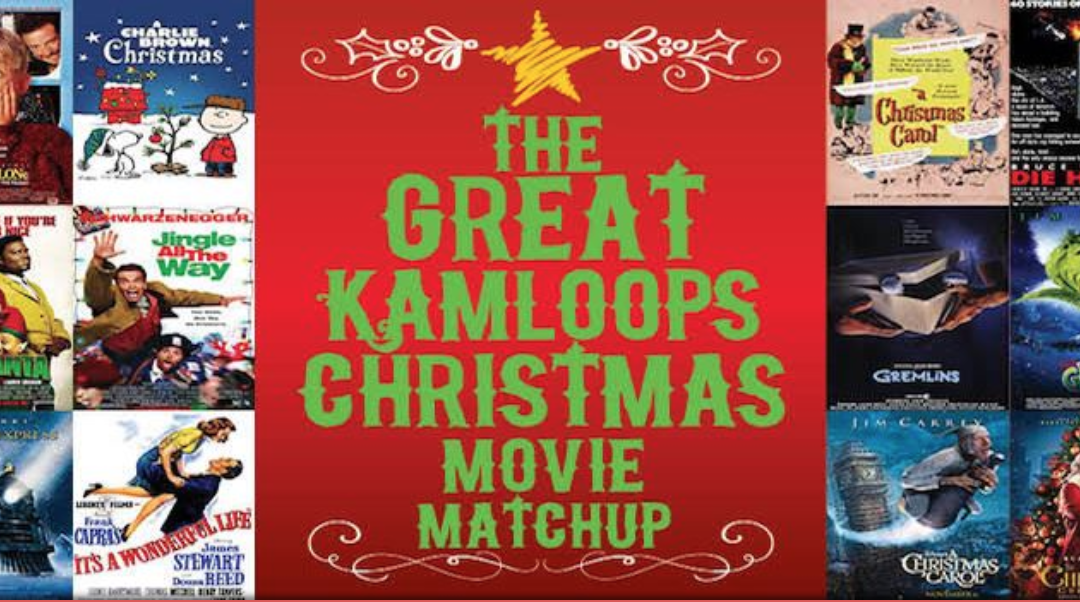 The Great Kamloops Christmas Movie Matchup
