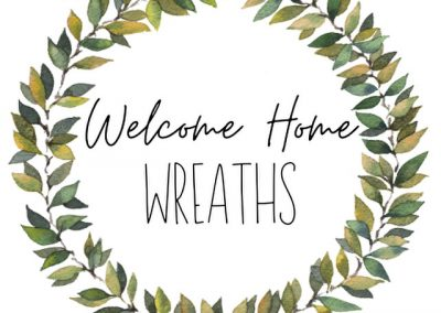 Welcome Home Wreaths